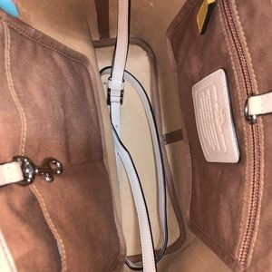Coach Bags - Coach Small Brown Tote Bag